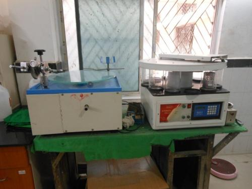 AUTOMATIC TISSUE PROCESSOR AND AUTOMATIC KNIFE SHARPNER